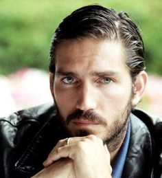 Jim Caviezel..If He played Jesus in a movie,you know He's gorgeous!!!