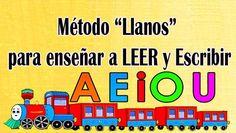 """Método-""""Llanos""""-para-enseñar-a-LEER-y-Escribir"""