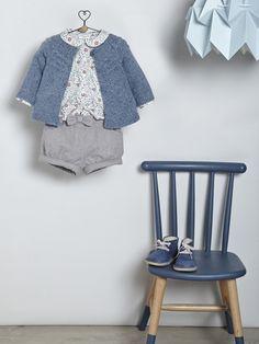 Bébé-Bébé fille-Les Looks Automne-Hiver-Cosyness coquette