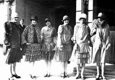 Women's fashion in the 1920′s australia