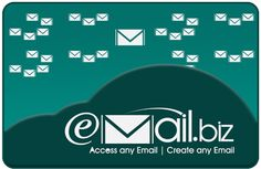With email.biz you can create free and premium email accounts at a nominal price. You can get your favorite email id in .biz extension which was not available in .com extension due to lack of email ids left.