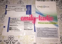 Other Medical Monitoring: Oraquick Advance Hiv-1 2 Rapid Antibody Test Private Listing Mar 2018 Fast Ship! -> BUY IT NOW ONLY: $33.99 on eBay!