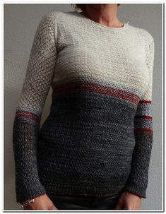 Orza by La Maison Rililie: FO by Karinita0607 on ravelry. #knitting #pattern #knitindie