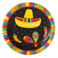 Popular party themes, free same day shipping, & fast customer service. We're your one stop shop for discount kids birthday supplies. Save big on new products today! Party Plates, Party Cups, Party Tableware, Dessert Plates, Mexican Fiesta Party, Thing 1, Cowboy Party, Baby Shower Decorations For Boys, Baby Shower Party Supplies
