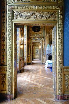 Paris, Hôtel de Lauzun (photo lauzun_006). 1655-1659.