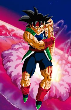 Bardock by RichiieGzz on Dragon Ball Z, Dragon Ball Image, Bardock Vs Freezer, Akira, Swag Pictures, Super Movie, Dbz Characters, Cool Dragons, Anime Life