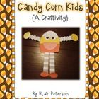 Celebrate Autumn with this super cute craftivity!  Your students will love making these fun Candy Corn Kids.