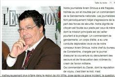 et ça se dit civilisé... #algerie #libertedelapresse