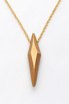 30 Made-In-Chicago Gifts For Everyone On Your List #refinery29  http://www.refinery29.com/chicago-gifts#slide26   Kono & Sono Diamond Pendant on Long 14-Karat Gold-Filled Chain, $115, available at konoandsono.com