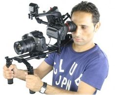 Filmcity I-shoot Shoulder Rig