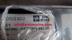 STN ATLAS DSG 822 Controller www.arshmarine.com
