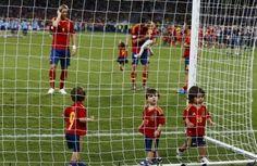 The Euro 2012 final match was a Spanish bubba bonanza.