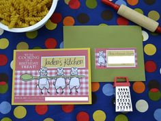 cooking party invite little chef for boys