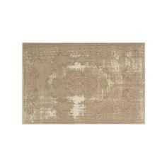 Oriental Weavers Chloe Shabby Chic Ornate Rug, Med Beige, Durable