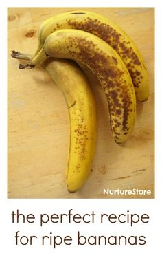 Love this recipe for using up ripe bananas - yummy and sugar free! /// mix self raising flour, 1 pint of milk and 2 eggs in a big bowl. Ripe Banana Recipe, Banana Recipes, Yogurt Pancakes, Blueberry Pancakes, Sugar Free Recipes, Sweet Recipes, Toddler Meals, Kids Meals, Little Lunch