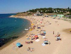 Sevastopol Beach - Uchkuevka