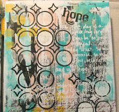 Paper Pumpkin: art journal
