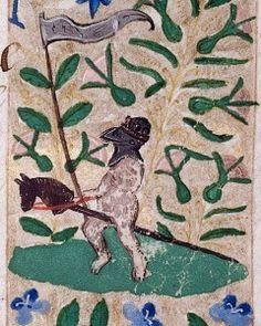 Miniatura tratta dalle 'Cronache' di Jean Froissart (1470-1472), British Library, Londra. Folia Magazine.