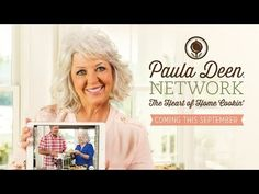 It's been a lot of hard work, but the day is finally here! I'm absolutely tickled to be able to be able to invite you to my new home, The Paula Deen Network. Come see what we cooked up for y'all! http://pauladeennetwork.com