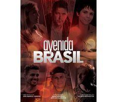 DVD Avenida Brasil - 12 Discos