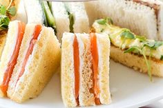 5 great cocktail sandwiches