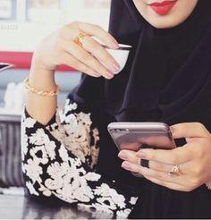 Arab swag Beautiful Girl Photo, Cute Girl Photo, Beautiful Hijab, Arab Fashion, Islamic Fashion, Unique Fashion, Womens Fashion, Dps For Girls, Girls Dp