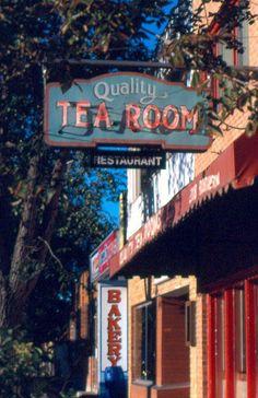 Quality Tea Room - Regina, SK