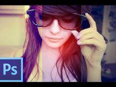 ▶ Tutorial Photoshop CS6: 3 Efectos Vintage - YouTube