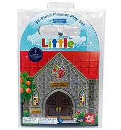My Little Catholic Church Magnet Set Wee Believers https://www.amazon.com/dp/B01HVXLQ6K/ref=cm_sw_r_pi_dp_x_lOnfyb8C3MMMS