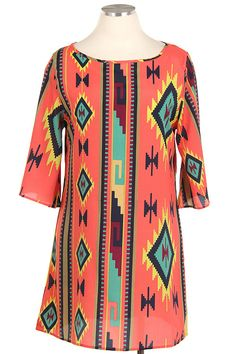 Orange Tribal Print Dress 1x, 2x, 3x. $55.00. Blondellamy'Dean is a boutique just for Curvy Girls. Sizes 10-36. Create an account on www.blondellamydean.com to receive inventory emails and special offers!    #tribal #print #dress #1x #2x #3x #4x #5x #6x #american #european #curvy #clothes #plus #blondellamydean #fashion #style #stylish #cute #beauty #beautiful #pretty #girly #girl #girls #skirt #styles #outfit #shopping