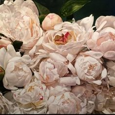 Thomas Darnell. Finished! #oilpaintings #art #painting #peony #fineart #thomasdarnellprints