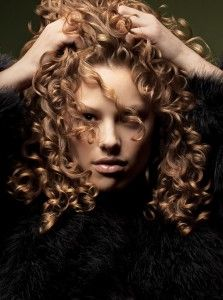 All Botticelli curls should look this good!