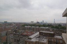 Looking over London