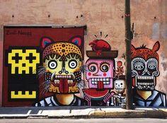Street art : qu'avez-vous repéré dans la rue aujourd'hui ?