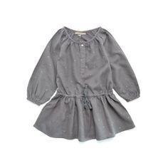 Emile et Ida  Speckled #grey dress