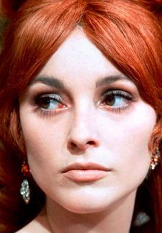 Sharon Tate, photographed during the filming of The Fearless Vampire Killers in 1966