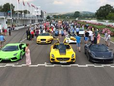 SUPERCARS AT GOODWOOD MOTOR CIRCUIT. Goodwood Circuit, Mobile Mechanic, Supercars, Workplace, Exotic Sports Cars