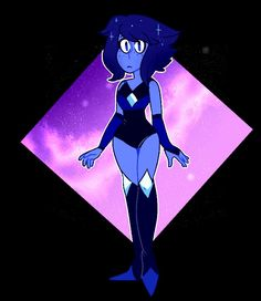Kinda looks like lapis in peridots outfit but different