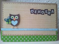 Cards by Juisie: Owl show you owls!