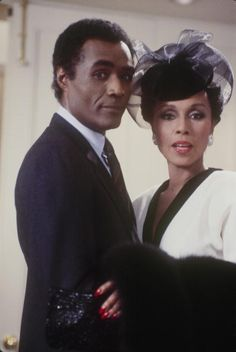 Jonathan and Dominique (Dynasty)