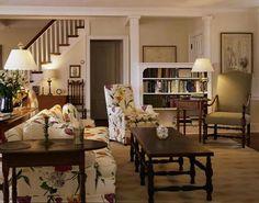 pre-white house living room, jfk & jackie