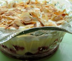Treat your family and friends to this superb traditional boozy trifle full of sherry, raspberries and cream, especially popular at Christmas time. (Forget about counting calories until the New Year!)  A trifle is a typically British dessert made with thick custard, fruit, sponge cake, fruit juice or alcohol, and whipped cream. Interestingly it was always made so as to use up, stale, left over sponge cake, which is then softened with either fruit juices or a sweet alcohol like sherry. It…
