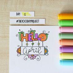 #100daysofdooodles2 #the100dayproject #doodle #drawing #markers #copic #copicmarkers #hello #flowers #рисунок #дудл #маркеры #привет #апрель