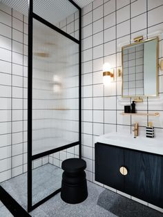 Modern Interior Design: here are some of Greg Natale's best design inspiration! #homedecor #bathroomideas See also: https://www.brabbu.com/en/inspiration-and-ideas/interior-design/best-design-inspiration-greg-natale