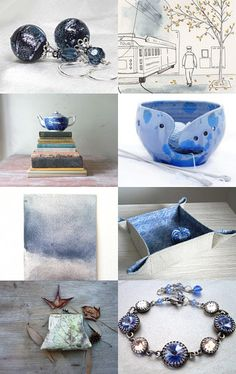 Denim by Coralie Milne on Etsy--Pinned with TreasuryPin.com