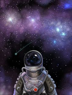 Universe illustration