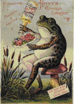 French Trade Cards Vintage | Resources - The Evolution of Print Advertising | Think Design