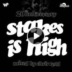 My 1500th Pin! De La Soul 'Stakes is High' 20th Anniversary Mixtape mixed by Chris Read