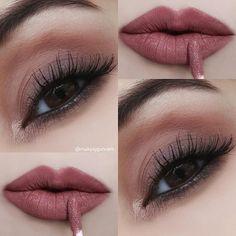 Instagram media by makyajguncem - Buğulu göz makyajına gülkurusu ruj.. 💕💕 @wetnwildbeauty Bare and Beautiful palet &  @laferacosmetics 05 Lady . . . #eyesmakeup #makeuplove  #beautyblogger #instagood #makyajaşktir #instalike #turkbloggerlartakiplesiyor #instagram #bloggerturkiye #makyaj #makeupfashion #turkeygirl #bloggerswanted #makyajgalerisi #bloggerstyle #takipedenitakipederim #beautyblogger #makeupworld #followforfollow #konumakyajsa #beautymakeup #makeupbyme #makyajblogu #concealer…