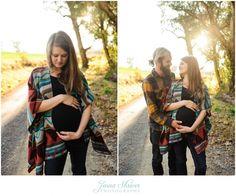 Matt & Karli's Rustic Maternity Session #jennashriverphotography #blog #maternity #maternityphotography #maternityportrait #tribal